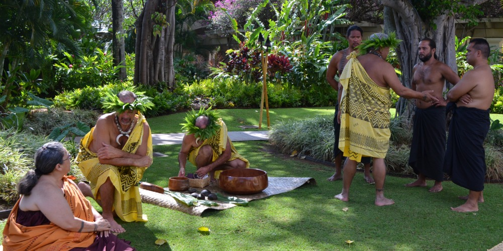 Weekend at the Ritz: Celebration of the Arts in Kapalua, Maui.